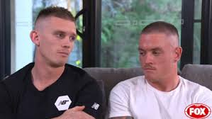 AFL On The Mark: Brisbane's Dayne Beams opens up on mental health, father |  Fox Sports