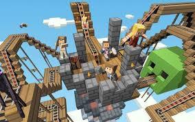 jeux vidéo la génération minecraft