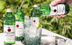 tanqueray launches bottled gin and tonics