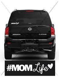 Mom Life Car Decal