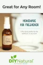 air freshener a natural diy poo spray