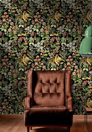 fl tapestry wallpaper by mind the gap