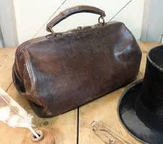 gladstone bag victorian leather bag