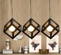 pendant lights industrial iron lighting