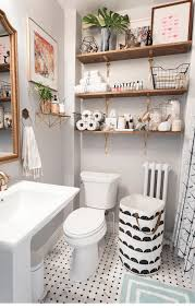 apartment bathroom ideas to steal for