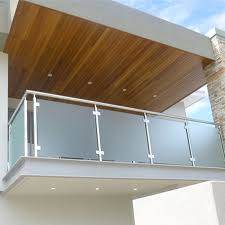 barades handrails components