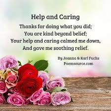 thank you poems appreciation in poetry