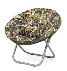 Realtree Camouflage Camo Saucer Chair Perfect For Kids Teens And Gaming Fire Fly Camo