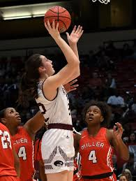 Lauderdale County vs. T.R. Miller 3A girls semifinal basketball ...