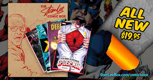 the stan lee icblock box available