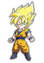 Dragon Ball Z Son Goku Jr Anime Car Window Decal Sticker 002 Anime Stickery Online
