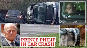 Prince Philip car crash – was he hurt ...