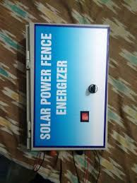 Sahasra Solar Blue Power Fence Energizer 4 0kv To 9 9 Kv 12 V Dc Rs 4500 Piece Id 14003127491