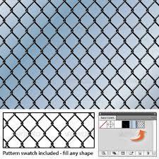 Chain Link Seamless Background Pattern Seamless Background Background Patterns Adobe Illustrator Pattern