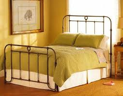 Wesley Allen Wellington Queen Bed WA-CB1057Q