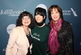 Diane Warren, Betsy West, Julie Cohen - Betsy West and Julie Cohen Photos -  The Hollywood Reporter's Power 100 Women In Entertainment - Red Carpet -  Zimbio