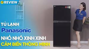 Tủ lạnh Panasonic 234 lít: làm lạnh sâu và đều, siêu tiết kiệm điện  (NR-BL263PKVN) • Điện máy Xanh - YouTube