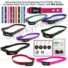 Petsafe Pif 275 Wireless Dog Fence Receiver Collar 9 Batteries 3 4 Color Strap