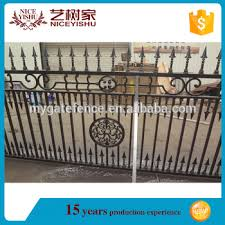 High Quality Cast Iron Fence Philippines Finials With Low Price View Iron Fence Philippines Yishujia Product Details From Shijiazhuang Yishu Metal Products Co Ltd On Alibaba Com