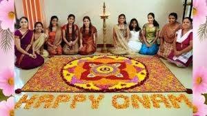 Onam Celebration ...