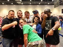 Comic Con London, meeting the GTAV characters and more - RockstarINTEL