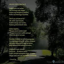 jalan cinta seri ke quotes writings by fitri