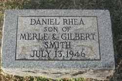Daniel Rhea Smith (1946-1946) - Find A Grave Memorial