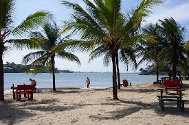 The beach in Vitoria - Picture of Hotel Costa Victoria, Vitoria -  Tripadvisor