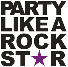 party like a rockstar rock star quote rock star party