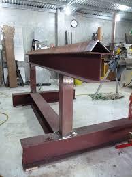 diy sheet metal bending brake a