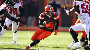 Browns GM in no rush to trade unhappy RB Duke Johnson