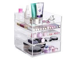 glamour makeup organizer the makeup