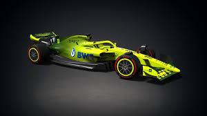 I've created a concept Aston Martin livery for my self-designed 2021 F1 car  : formula1