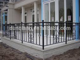 Wrought Iron Balcony Fence Designs Buy Balcony Fence Balcony Steel Grill Designs Decorative Balcony Fence Grill Design Product On Alibaba Com