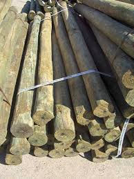 Treated Wood Posts American Pole Timber
