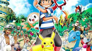 Pokemon Sun Moon Intro Music (opening) Japanese version 1°season ...
