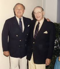 A. Alfred Taubman and Max M. Fisher | Max Fisher