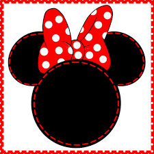 Kit Imprimible Minnie Mouse Roja Decoracion Candy Bar Fiesta