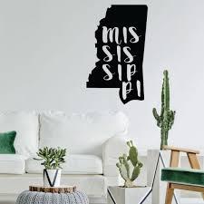 Missouri Wall Decal State Vinyl Decor Wall Decal Customvinyldecor Com
