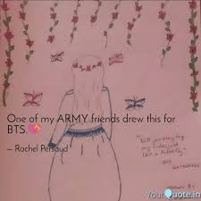 one of my army friends dr quotes writings by masked girl