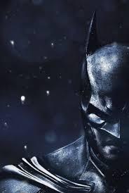 cool batman portrait wallpaper