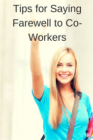 what to do to say goodbye when you leave a job farewell gift for