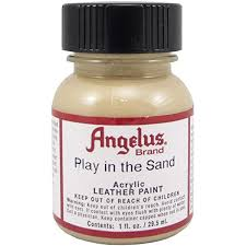 angelus acrylic leather paint 1 oz play