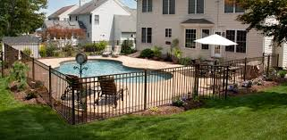Selecting The Right Fence For Your New Pool Out Back Casual Living Fence