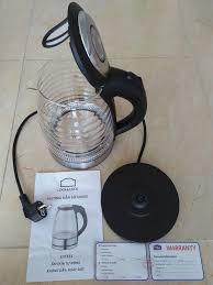 Ấm điện đun nước siêu tốc thủy tinh Lock and Lock EJK331