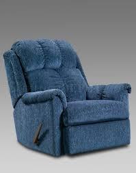 blue fabric sofas