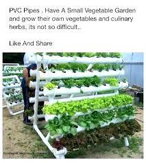 pvc garden cover pipe garden pipe