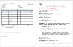 quotation templates quotes for word excel and pdf