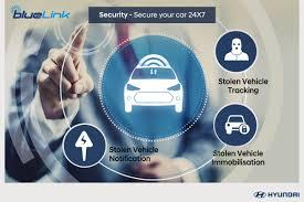 Hyundai Venue S Connected Car Technologies Revealed