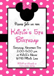Diy Minnie Mouse Pink 4 Printable Birthday Por Cupca